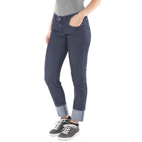 Prana Kara lange broek Dames blauw